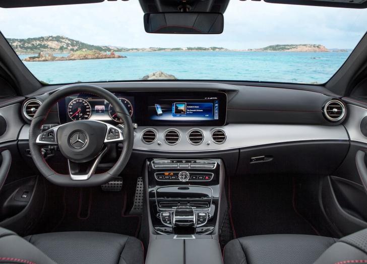 Mercedes-Benz E43 AMG 4Matic Estate (2017)6