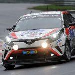 トヨタ「C-HR Racing」一足先にデビュー@ニュル;公式デザイン画像集