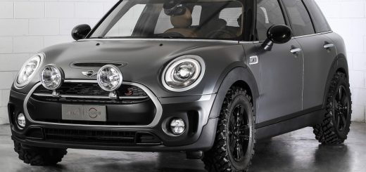 New MINI Clubman Concept Is A Scrambler On All4s