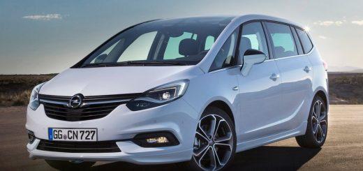 Opel Zafira (2017)1