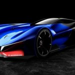 プジョー「新型L500 R HYbrid Concept 2016」公式デザイン画像集