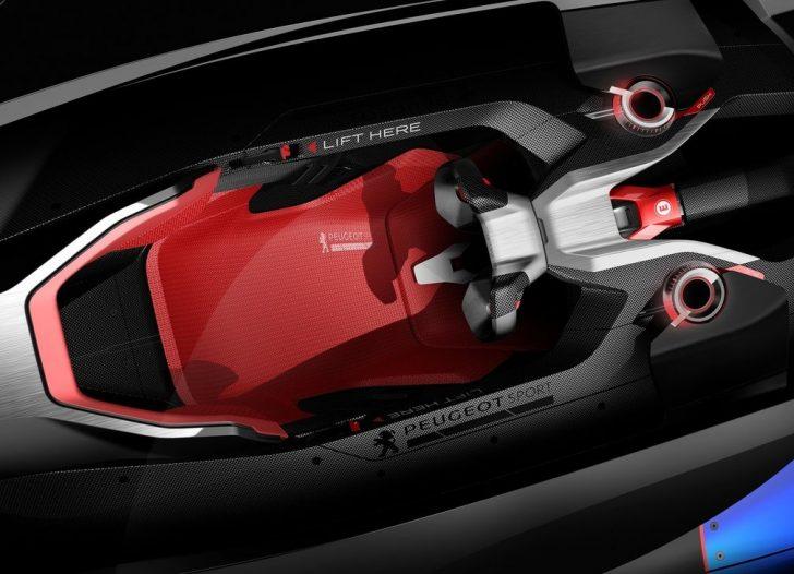Peugeot L500 R HYbrid Concept (2016)7