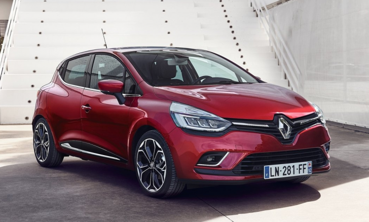 Renault Clio (2017)1