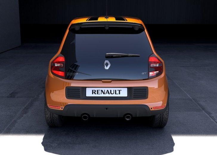 Renault Twingo GT (2017)7