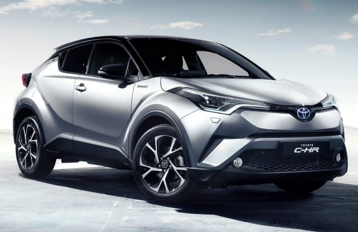 Toyota C-HR (2017)1