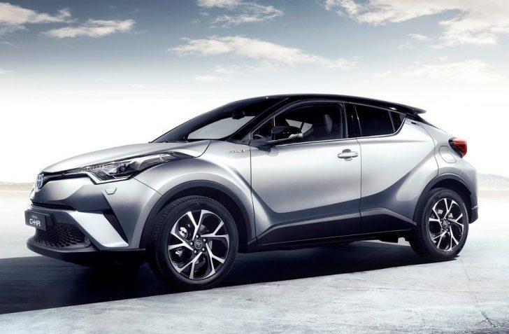 Toyota C-HR (2017)2