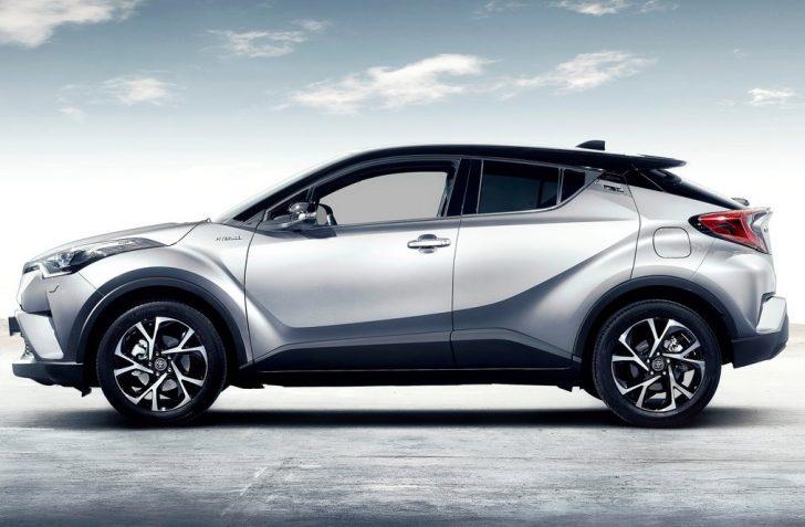 Toyota C-HR (2017)4