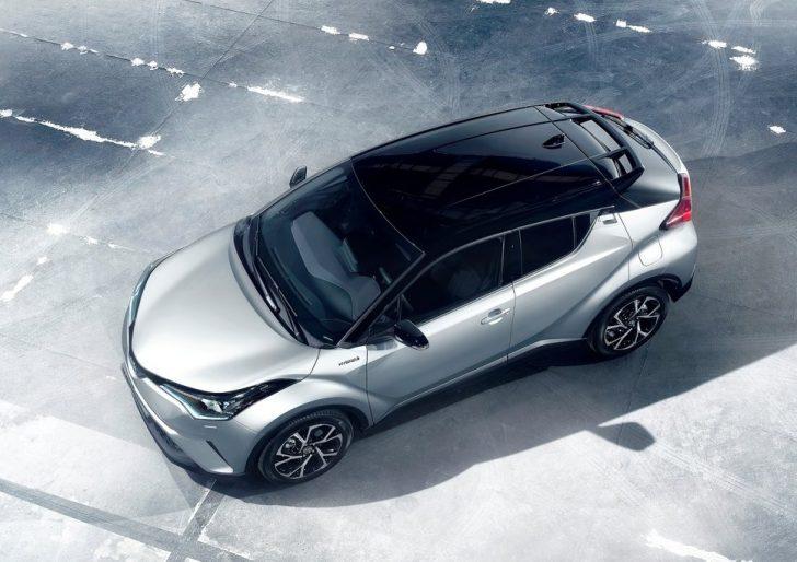 Toyota C-HR (2017)5