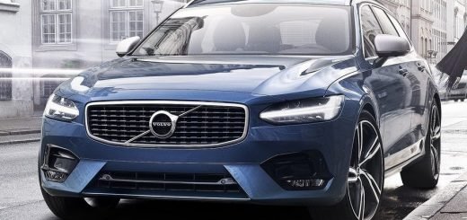 Volvo V90 R-Design (2017)1