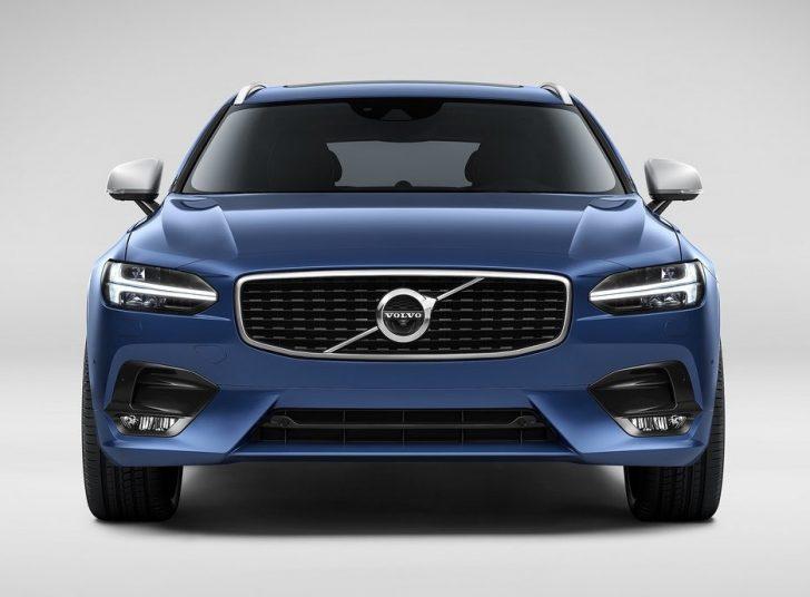Volvo V90 R-Design (2017)2