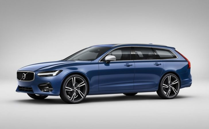 Volvo V90 R-Design (2017)3