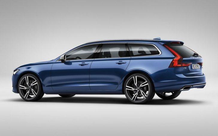 Volvo V90 R-Design (2017)5