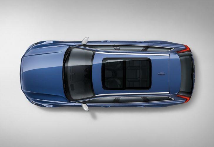 Volvo V90 R-Design (2017)7