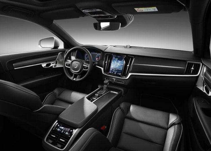 Volvo V90 R-Design (2017)8
