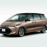 トヨタ「新型エスティマ」発表;公式デザイン画像集