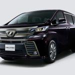 トヨタ「ヴェルファイア」特別仕様車GOLDEN EYES発表;公式デザイン画像集!