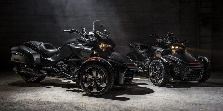 2016 Can-Am Spyder F3-S 04