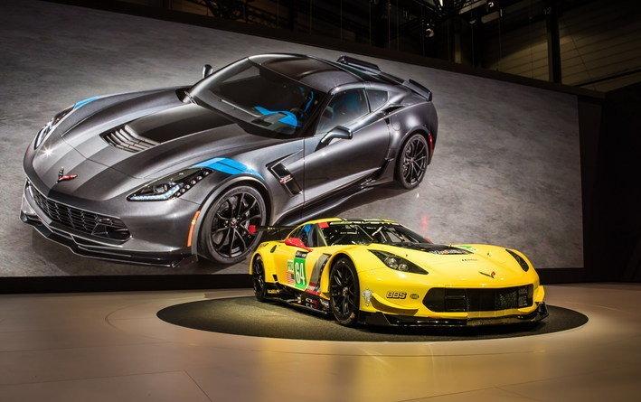 2017 Chevrolet Corvette Grand Sport2