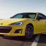 スバル「新型BRZ yellow edition 2017」公式デザイン画像集