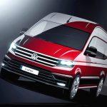 VW「新型クラフター2017」先行デザインスケッチ公開!