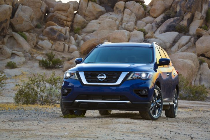 Pathfinder, one of Nissan's best known and most popular nameplates in its nearly 60-year history in the United States, is reborn for the 2017 model year with more adventure capability, a freshened exterior look and enhanced safety and technology – pure Pathfinder taken to a higher level of performance and style.