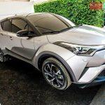 トヨタ「新型C-HR」実車画像をまとめて;海外では既にお披露目会も!