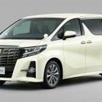トヨタ「アルファード」特別仕様車TYPE BLACK発表;公式デザイン画像集!