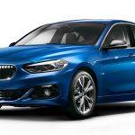 BMW 「新型1-Series Sedan 2017」公式デザイン画像集
