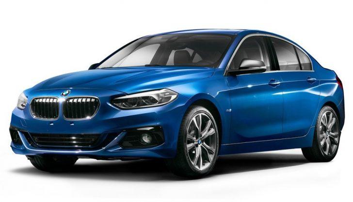 BMW 1-Series Sedan (2017)1
