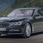 BMW 「新型740Le xDrive iPerformance 2017」公式デザイン画像集