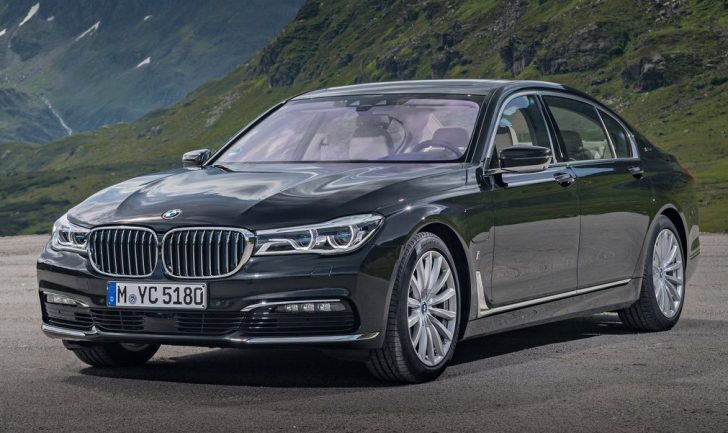 BMW 740Le xDrive iPerformance (2017)1