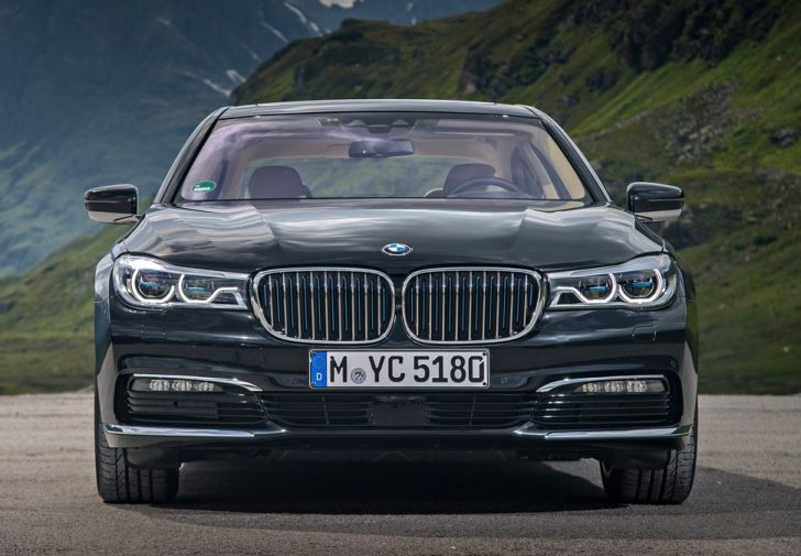 BMW 740Le xDrive iPerformance (2017)2