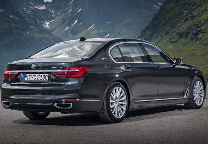 BMW 740Le xDrive iPerformance (2017)4