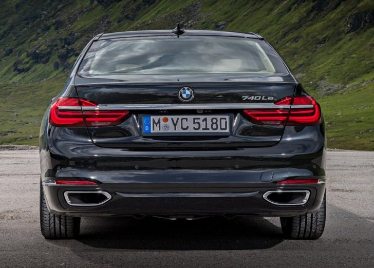 BMW 740Le xDrive iPerformance (2017)5