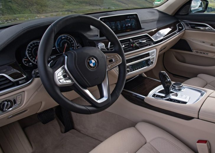 BMW 740Le xDrive iPerformance (2017)6