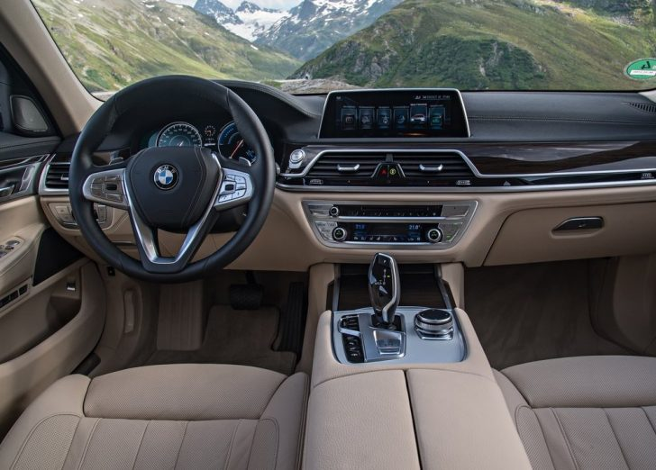 BMW 740Le xDrive iPerformance (2017)7
