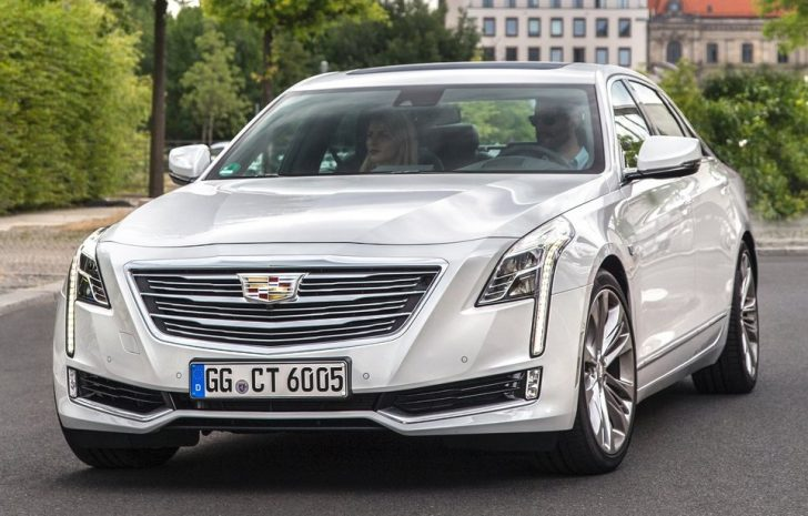 Cadillac CT6 [EU] (2017)1