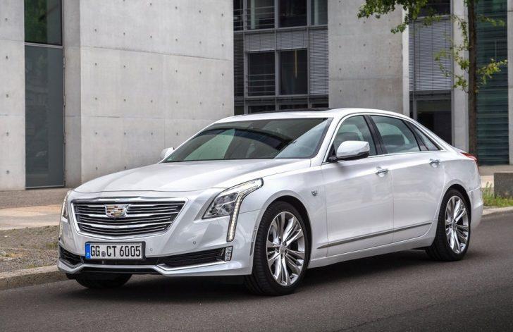 Cadillac CT6 [EU] (2017)3
