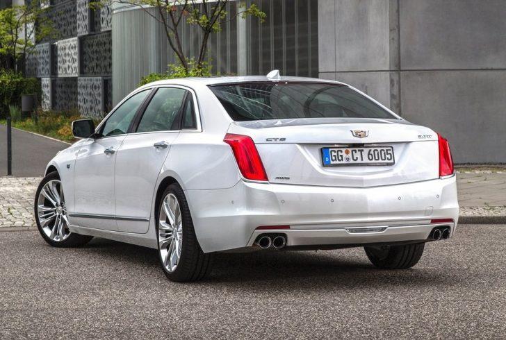 Cadillac CT6 [EU] (2017)5