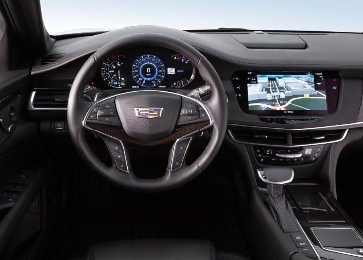 Cadillac CT6 [EU] (2017)6