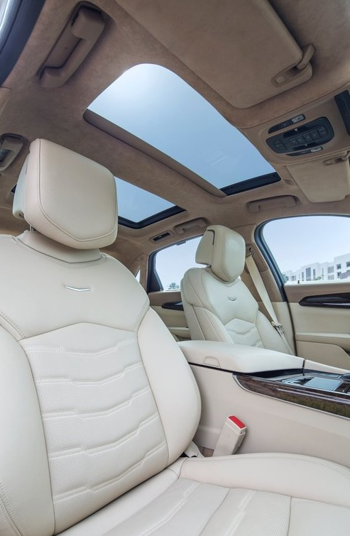 Cadillac CT6 [EU] (2017)8