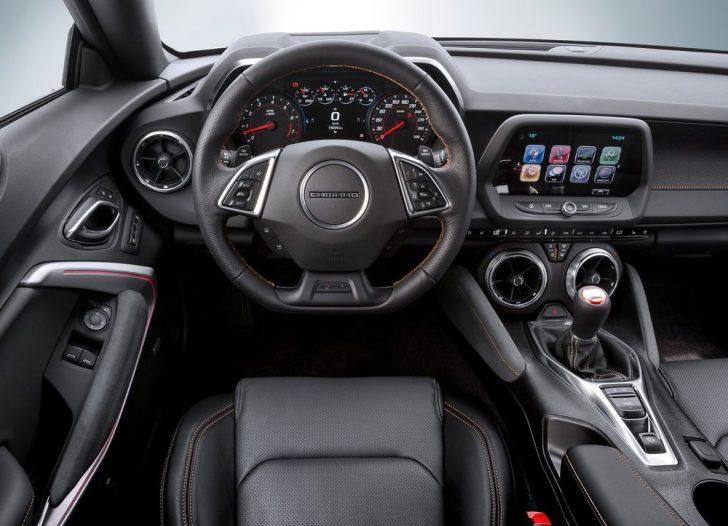 Chevrolet Camaro [EU] (2016)7