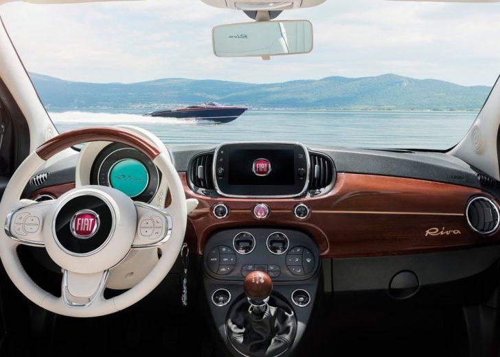 Fiat 500 Riva (2017)6