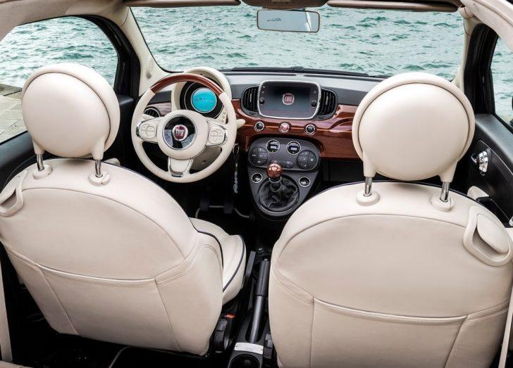 Fiat 500 Riva (2017)7
