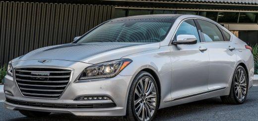 Hyundai Genesis G80 (2017)1