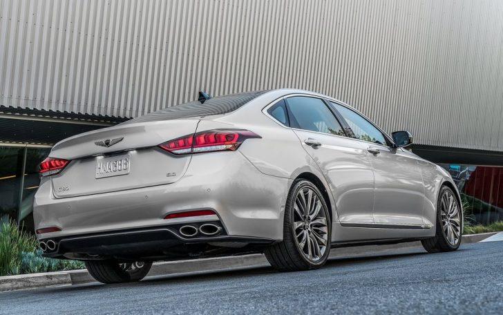 Hyundai Genesis G80 (2017)4
