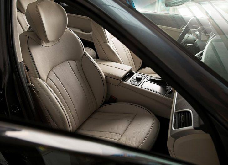 Hyundai Genesis G80 (2017)6