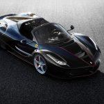 フェラーリ最高峰市販モデル「ラ・フェラーリ」にスパイダー発表;公式デザイン画像集!