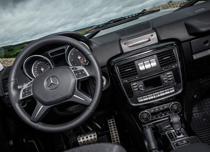 Mercedes-Benz G350d Professional (2017)6