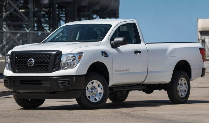 Nissan Titan Single Cab (2017)1
